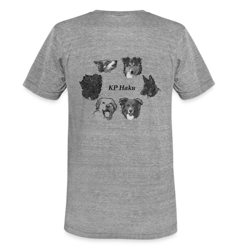Tintti - Bella + Canvasin unisex Tri-Blend t-paita.