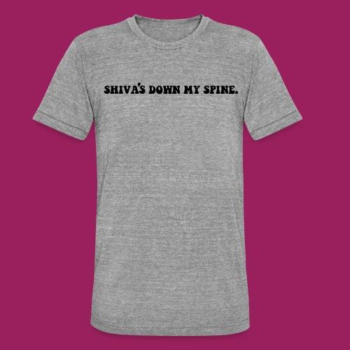 Panchaksharamantra - Unisex Tri-Blend T-Shirt von Bella + Canvas