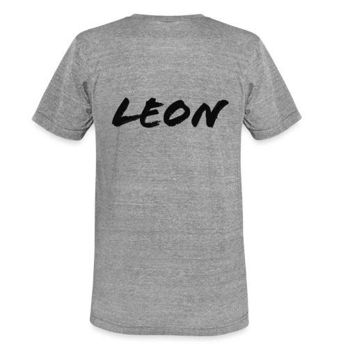 Leon - T-shirt chiné Bella + Canvas Unisexe