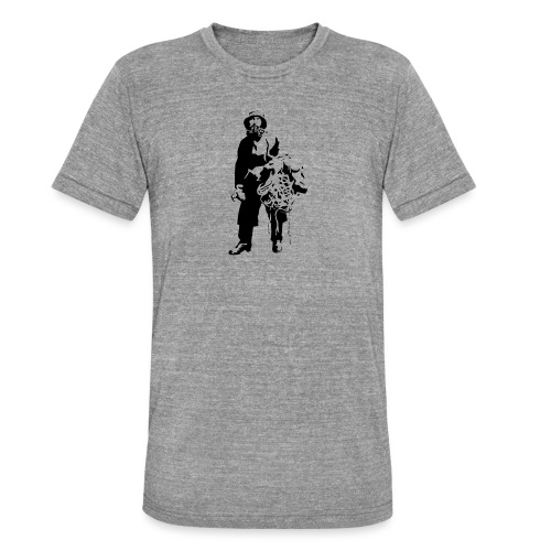 feskarn - Unisex tri-blend T-skjorte fra Bella + Canvas