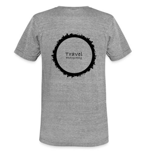 Reisefotografie - Travel Photography Design - Unisex Tri-Blend T-Shirt von Bella + Canvas
