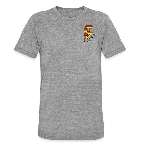 ♂ Lightning - Unisex Tri-Blend T-Shirt von Bella + Canvas
