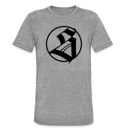 s 100 - Unisex Tri-Blend T-Shirt von Bella + Canvas