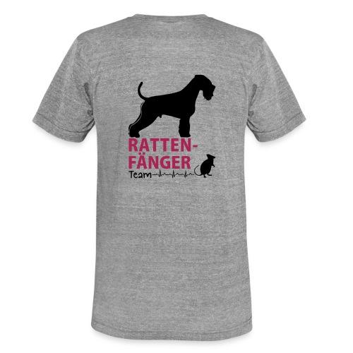 Team Rattenfänger - Unisex Tri-Blend T-Shirt von Bella + Canvas
