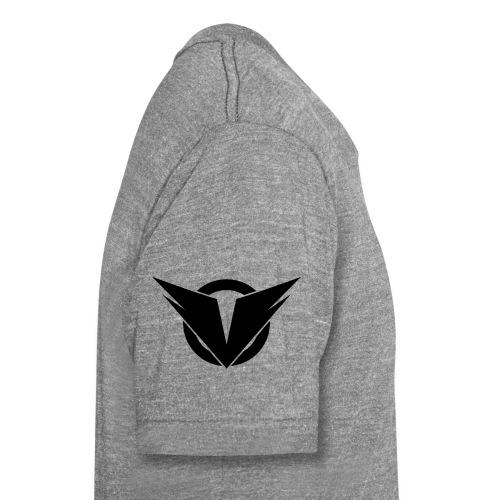 Vintry Logo on back - Unisex Tri-Blend T-Shirt von Bella + Canvas
