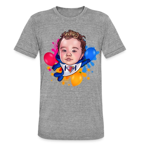 Leon - Unisex Tri-Blend T-Shirt by Bella & Canvas
