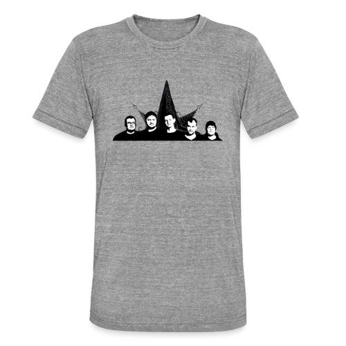 testfront2 - Unisex Tri-Blend T-Shirt von Bella + Canvas