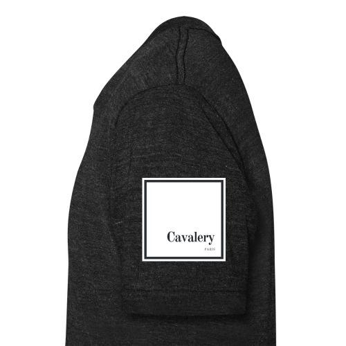 Cavalery - T-shirt chiné Bella + Canvas Unisexe