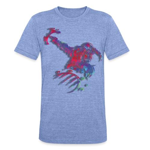 viking - Triblend-T-shirt unisex från Bella + Canvas