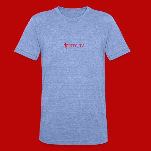 STFC_TV - Unisex Tri-Blend T-Shirt by Bella & Canvas
