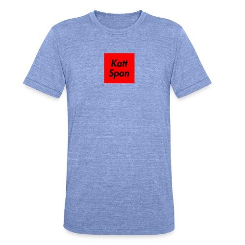 Katt Span - Unisex Tri-Blend T-Shirt by Bella & Canvas