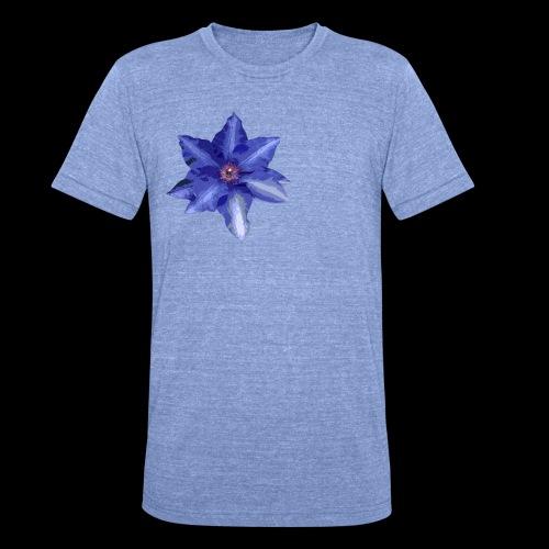 blume - Unisex Tri-Blend T-Shirt von Bella + Canvas