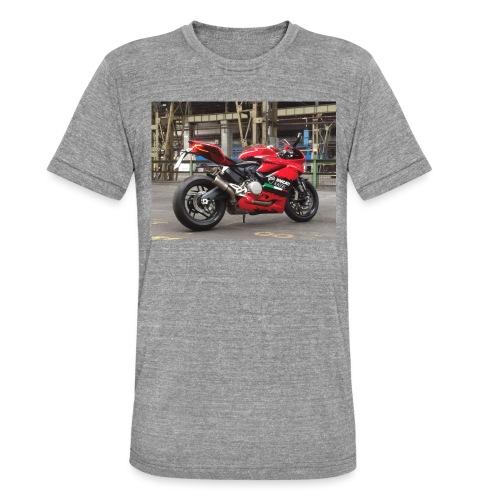 Panigale 959 Race - Unisex Tri-Blend T-Shirt von Bella + Canvas