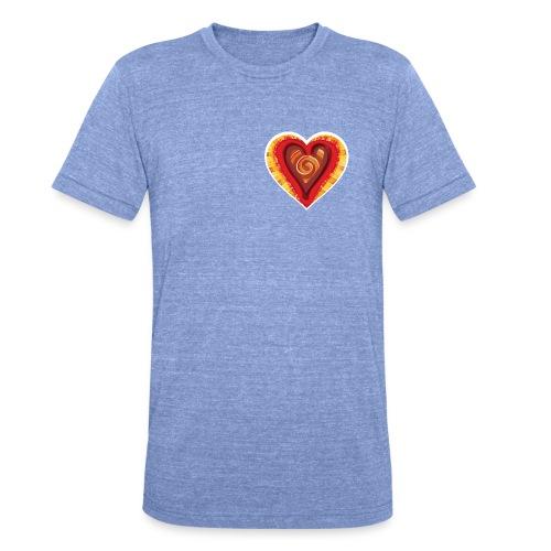 Chocolat love - Unisex Tri-Blend T-Shirt by Bella & Canvas