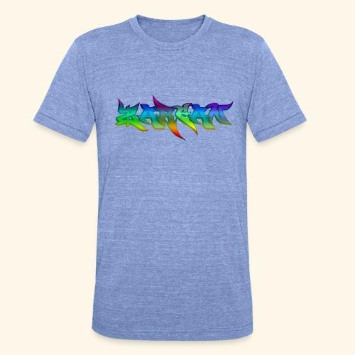 ZARGAN - T-shirt chiné Bella + Canvas Unisexe