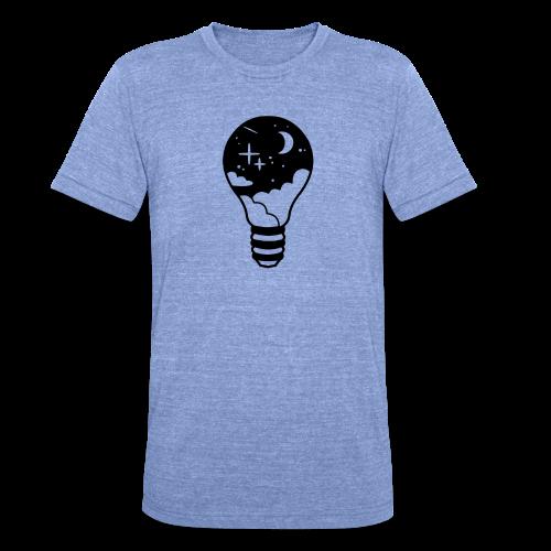 Le Ciel Dans Une Ampoule - T-shirt chiné Bella + Canvas Unisexe
