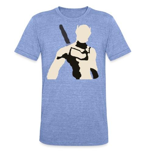 Genji - Koszulka Bella + Canvas triblend – typu unisex