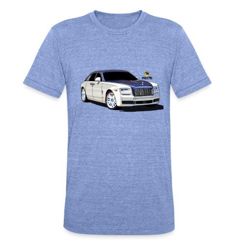 Luxury car - Unisex Tri-Blend T-Shirt by Bella & Canvas