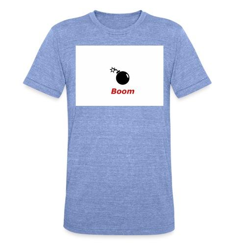 Bomba - Koszulka Bella + Canvas triblend – typu unisex