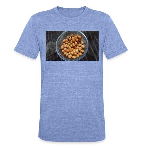 Cacahuate - Camiseta Tri-Blend unisex de Bella + Canvas