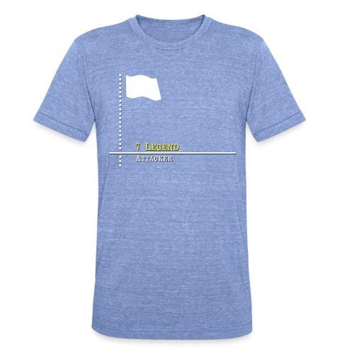 Caption 90 - Unisex Tri-Blend T-Shirt by Bella & Canvas