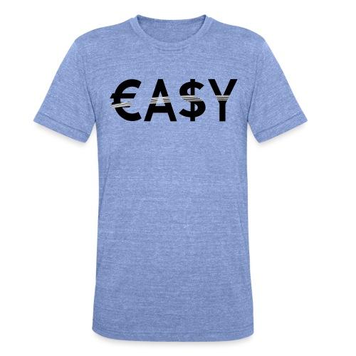 EASY - Camiseta Tri-Blend unisex de Bella + Canvas