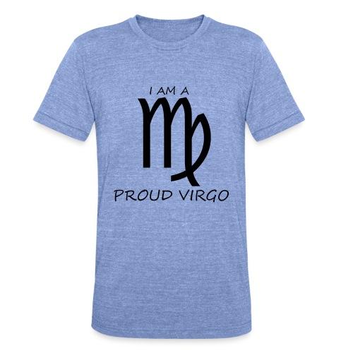 VIRGO - Unisex Tri-Blend T-Shirt by Bella & Canvas