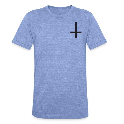 Cruz - Camiseta Tri-Blend unisex de Bella + Canvas