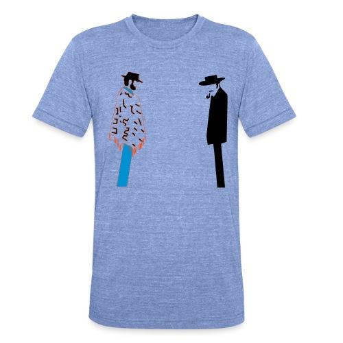 Bad - T-shirt chiné Bella + Canvas Unisexe