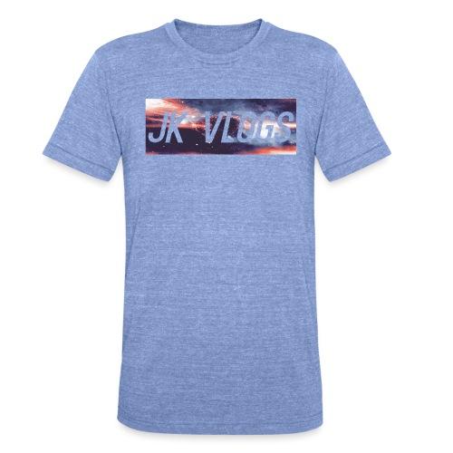 Galaxy Logo - Unisex Tri-Blend T-Shirt by Bella & Canvas