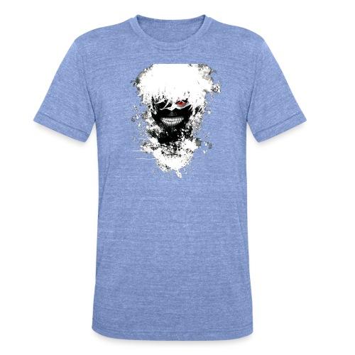 Tokyo Ghoul Kaneki - Unisex Tri-Blend T-Shirt by Bella & Canvas