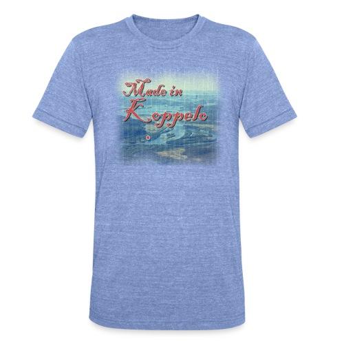 Made in Koppelo lippis - Bella + Canvasin unisex Tri-Blend t-paita.