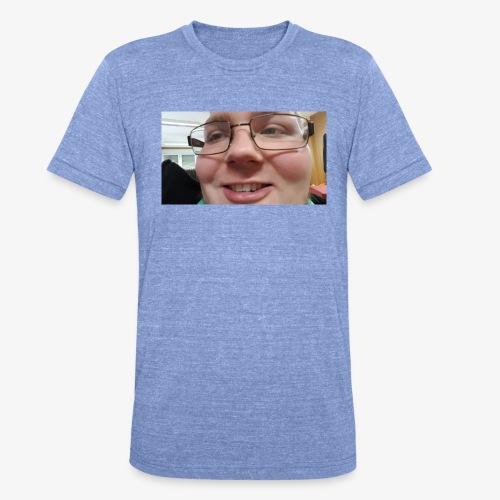 Seemännischer Blick in die Ferne - Unisex Tri-Blend T-Shirt von Bella + Canvas