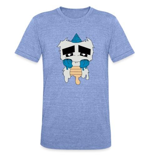 Monster - Unisex Tri-Blend T-Shirt von Bella + Canvas