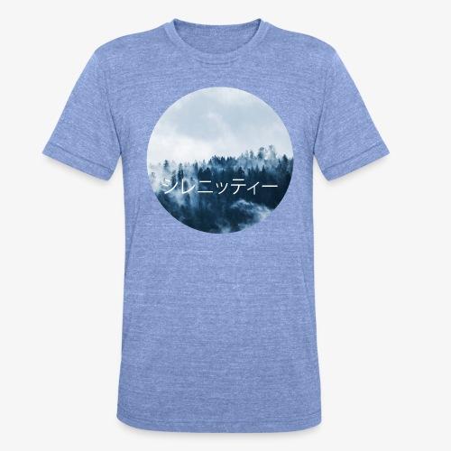 Serenity - Triblend-T-shirt unisex från Bella + Canvas