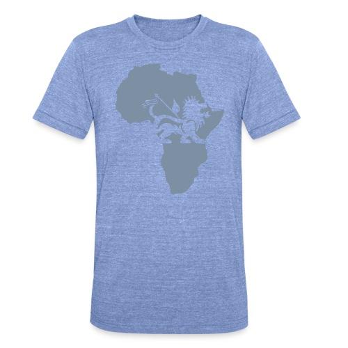 lion_of_judah_africa - Unisex Tri-Blend T-Shirt by Bella & Canvas