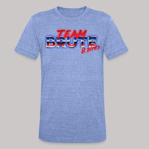 Team BRUTE Red - Unisex Tri-Blend T-Shirt by Bella & Canvas