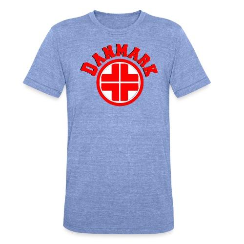 Denmark - Unisex Tri-Blend T-Shirt by Bella & Canvas