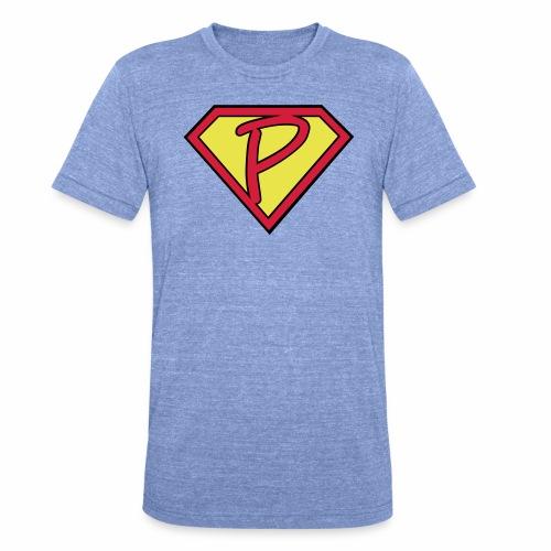 superp 2 - Unisex Tri-Blend T-Shirt von Bella + Canvas