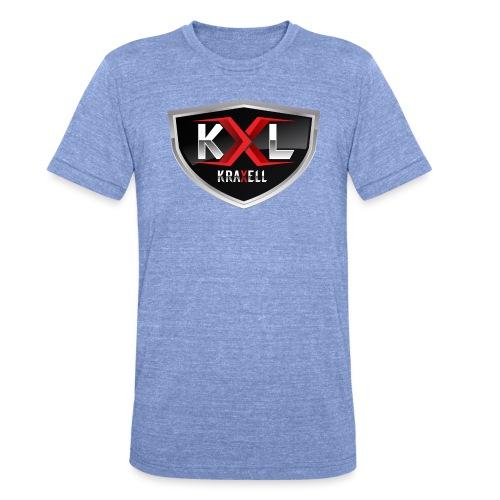 Kraxell - Unisex Tri-Blend T-Shirt von Bella + Canvas