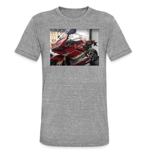 Panigale 1299 Design - Unisex Tri-Blend T-Shirt von Bella + Canvas