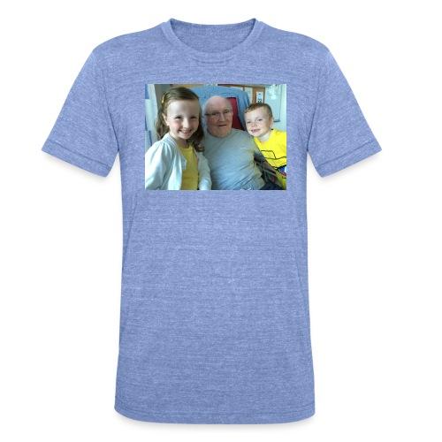 Me Papa Lewis - Unisex Tri-Blend T-Shirt by Bella & Canvas