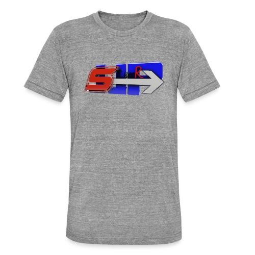 S JJP - T-shirt chiné Bella + Canvas Unisexe