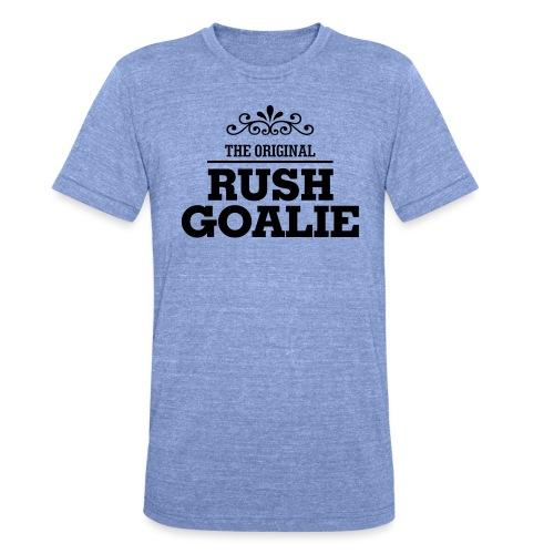 The Original Rush Goalie - Unisex Tri-Blend T-Shirt by Bella & Canvas