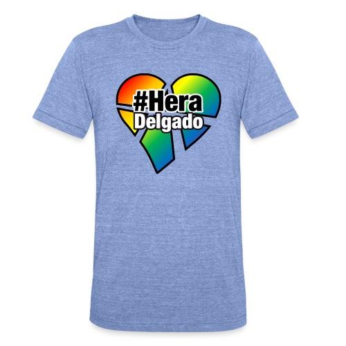 #HeraDelgado - Unisex Tri-Blend T-Shirt von Bella + Canvas