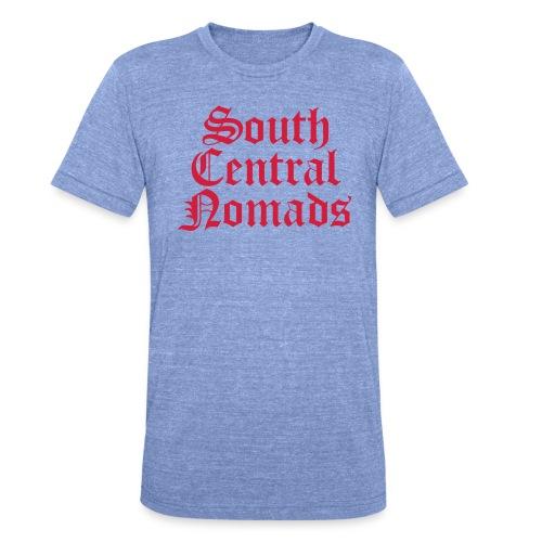 South Central Nomads - Unisex Tri-Blend T-Shirt von Bella + Canvas
