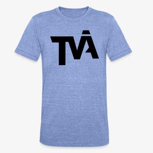 TVÅHUNDRA - Triblend-T-shirt unisex från Bella + Canvas