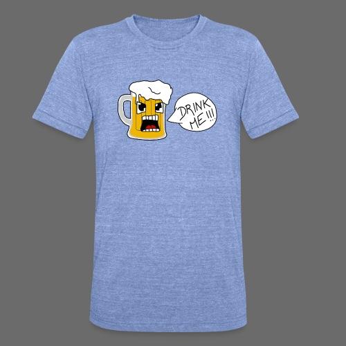 Bière - T-shirt chiné Bella + Canvas Unisexe