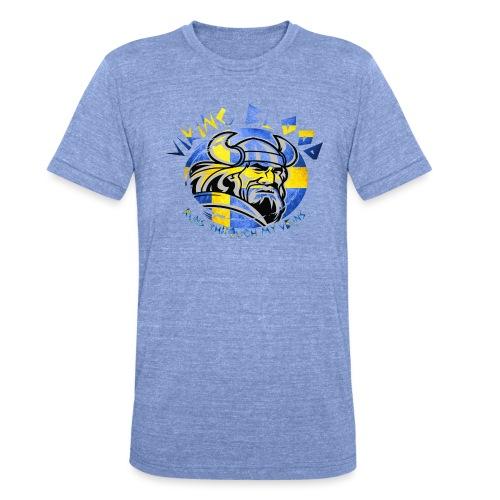viking2 - Triblend-T-shirt unisex från Bella + Canvas