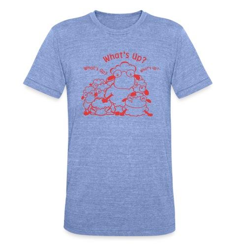 yendasheeps - Unisex tri-blend T-shirt van Bella + Canvas